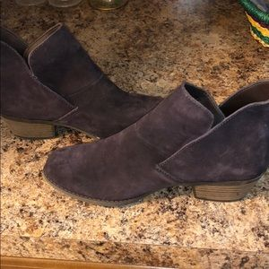 Suede MeToo Boots
